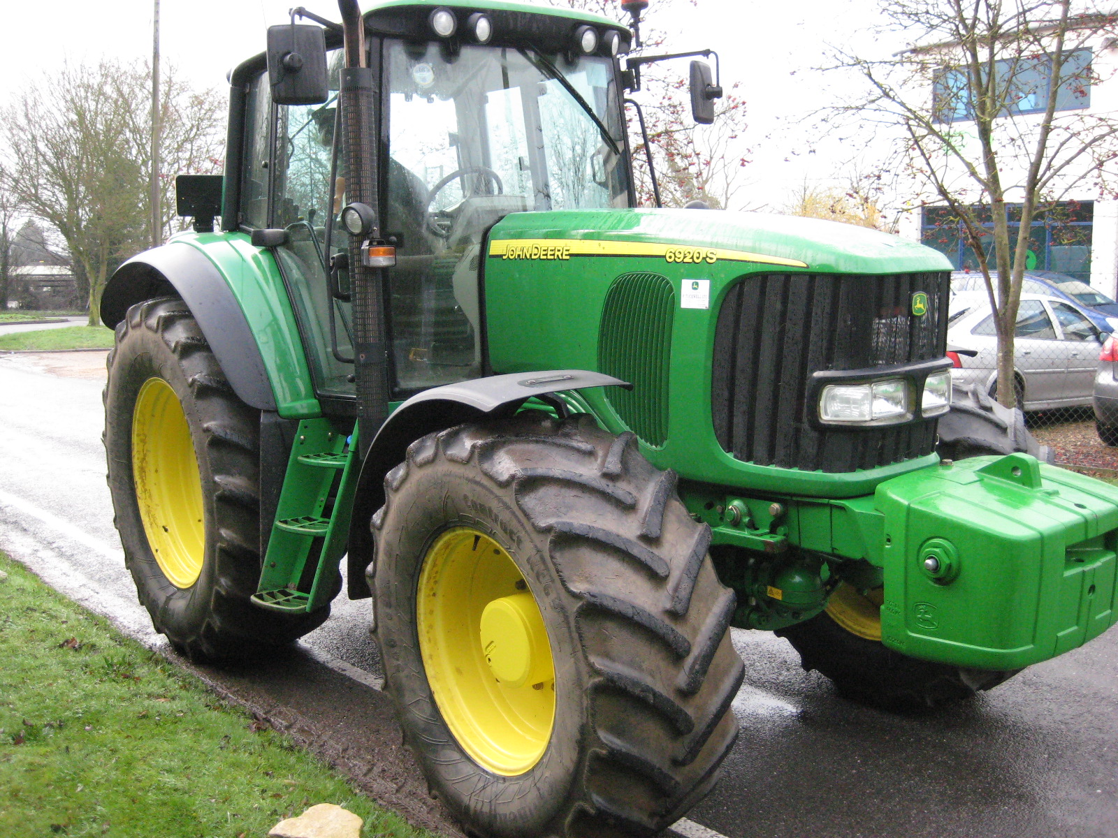 Etwas Neues genug John Deere 6920 4wd Tractor Auto Quad | East Anglian Tractors Ltd &GI_19